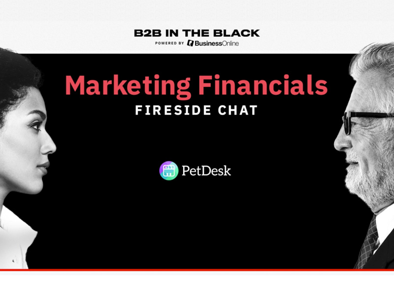 Fireside Chat: Working Together to Put Focus on Business Strategy and Align Decisions