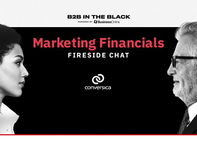 Fireside Chat: Finance is from Mars, Marketing is from Venus