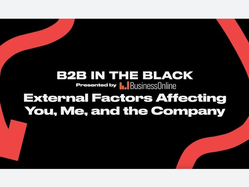 What Good Looks Like In A Post-COVID World: External Factors Affecting You, Me, and the Company